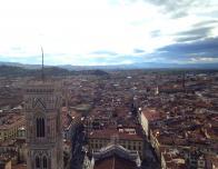 Atop the Duomo di Firenze
