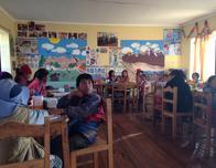 Local children at an after school enrichment program