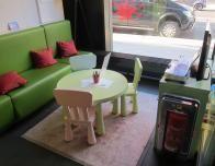 Ibis Hotel's Kid's Play Area in Berlin, Germany.