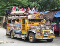 """Jeepny"" in Batangas, Philippines, Illustrating 1st Place Winner's Blog"