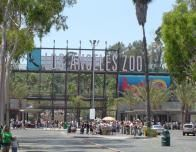 Get in touch with your wild side at the Los Angeles Zoo