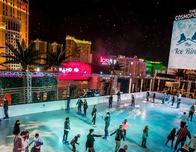 Hit the Ice Rink at the Cosmopolitan Hotel this Holiday Season