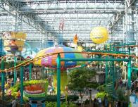 Get lost in the fun at Mall of America's ride, attractions and premier shopping