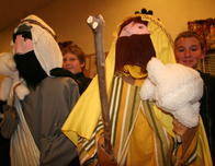 Nativity Play, courtesy Windless Creative, Christmas in Newport
