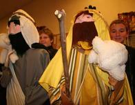 Nativity Play, courtesy Windless Creative, Christmas in Newport
