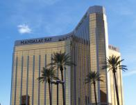 Relax in luxury at the kid-friendly Mandalay Bay Hotel in Las Vegas