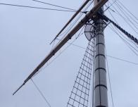"""Go Aloft"" - Climb the Rigging on the ss Great Britain"