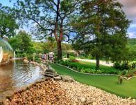Mini Golf at Big Cedar Lodge