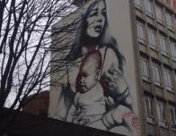 Mother and Child Mural, Bristol