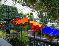 Machhia Forest by Dale Chihuly