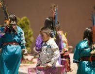 Native Children's Dance Performance