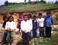 The children of Oaxaca