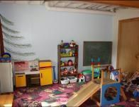 Nursery Play Area, Camp du Nord