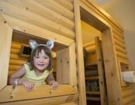Peek-a-Boo at Great Wolf Lodge