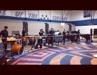 Percussion Ensemble Performance