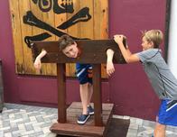 Ahoy Matey! Set sail for Nassau's pirate museum!