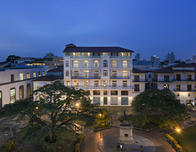 American Trade Hotel is in the heart of Casco Viejo, photo: Spencer Lowell
