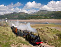 Ride the rails in Wales