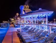 Deck 15 at Night - Photo: Steven Soblick