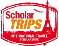 ScholarTrips offers merit scholarships to young travelers.