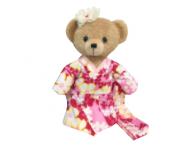 Teddy bear in Japanese kimono