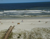 Come see Jax Beach in the largest city in the continental United States