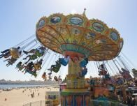 Sea Swings, Santa Cruz Beach Boardwalk