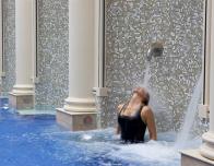 Massage Jet, Spa Village Bath House, The Gainesborough Hotel
