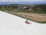 Summer Tubing Hill at Snow Mountain Ranch