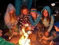 Snow Mountain Ranch Campfire