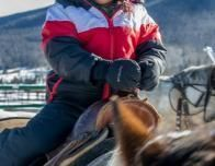 Horseback Riding at Snow Mountain Ranch