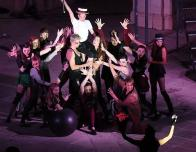 Cast photo of Pippin