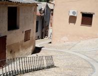 The roads of Zorita de Los Canes
