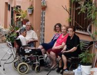 The nice old ladies that taught us Spanish