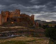 Castle of Zorita de Los Canes