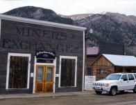 St. Elmo Ghost Town General Store
