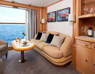 Spacious Stateroom aboard the Star Pride