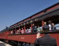 Take a Ride on the Strasburg Railroad, Courtesy DiscoverLancaster.com