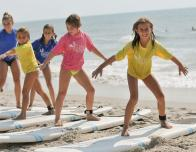 Surf Camp at Wrightsville Beach, North Carolina