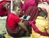 Techno Monk