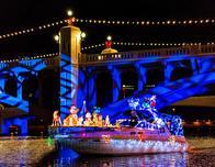 Tempe holiday lights boat parade