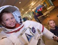 Future Astronaut at the Washington Pavilion