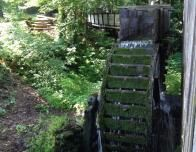 The Water Wheel at the Gristmill