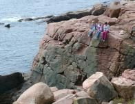 Enjoy the beauty of Acadia National Park