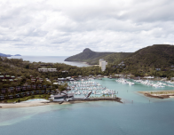 Hamilton Island, Whitsunday Islands, Queensland; photo by Adrian Brown/Tourism Australia.