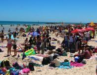 Popular Beach outside Sydney is very popular with locals. Photo c. Beachsafe.org.au