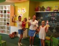Nick Experience has come to the Azulitos Kids Club at the Azul Beach Hotel.