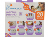 Bathroom Safety Kit from Dreambaby