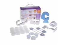 Childproof your hotel with Safety First Babyproofing Kit