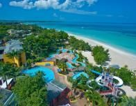Overview of Beach Negril